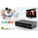 Full HD 1080P - Android 2.2 Media Player Box for TV