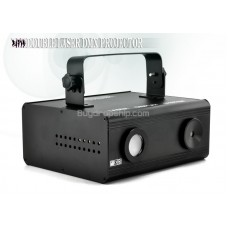 New Double Laser DMX Projector with Sound Activation