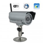 Skynet One - IP Security Camera - WIFI - DVR - Night Vision