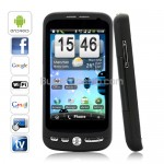 3.5 Multi-Touch Capacitive Dual SIM Android 2.2 Smartphone