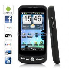 3.5 Multi-Touch Capacitive Dual SIM Android 2.2 Smartphone :  cell phone android smartphone mobile phone