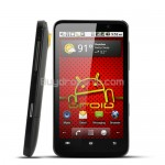 4.3 Inch HD Capacitive 2 SIM Android 2.2 Smartphone - Aurous