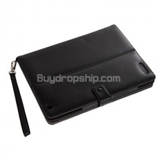 Leather Case Power Station - 4400mAh Battery for iPad 2