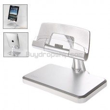 High-end Design Charger Stand for iPad iPad2 - Silver Color