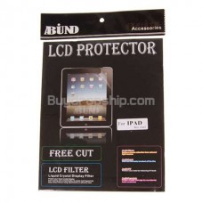 Anti-Glare Anti-Fingerprint LCD Screen Protector for iPad