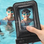 Waterproof Phone Pouch for iPhone iPod