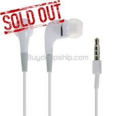 Brand New Stereo Sound iPhone 3G Earphone with Microphone