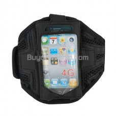 New Mesh Design Sport Arm Band Case Cover For iPhone 4 4G