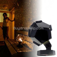 DIY Seasonal Star Sky Projection Light Projector Planetarium