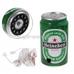 New Cartoon Workmanship Telephone with Heineken Can Style