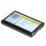 4.3 inch Touch Screen 8GB MP5 Player With FM TV-OUT