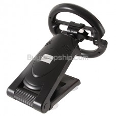 Multi-Axis Racing System Driving Wheel Controller for Wii
