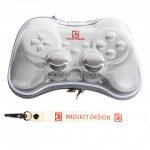 Airform Game Pouch Bag for PS3 Controller - Silvery Color
