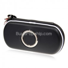 Airform Game Pouch with Steel Ring for PSP 2000 3000 - Black