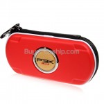 Airform Game Pouch Case with A Frame for PSP 2000 3000 - Red