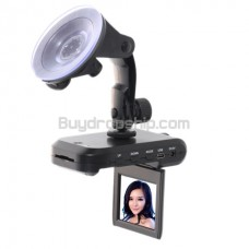 2.5 inch LCD Portable HD Car Digital Video Camera Recorder