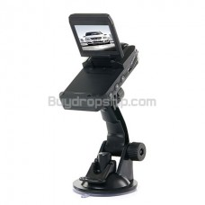 New P5000 Multi-function HD Car DVR Driving Recorder