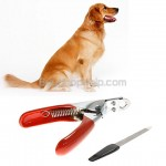 New Stainless Steel Blades Manicure Nail Clipper for Dog Cat