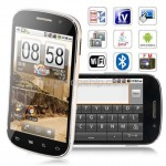 A1000 Quad Band 2-Sim Android 2.2 Smart Phone - Wifi TV Java