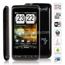 3.6inch QuadBand 2-Sim Android 2.2 Smart Phone Wifi GPS JAVA :  cell phone android smartphone mobile phone