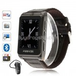 QuadBand Bluetooth FM Compass Touch Screen Watch Phone S9120