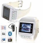 Q7 Quad Band 2-Sim FM Bluetooth Touch Screen Watch Phone