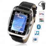 Quad Band MP3 MP4 Bluetooth Touch Screen Watch Phone - W688
