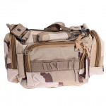 New Durable Multi-pocket Camera Bag - Toasted Almond Color