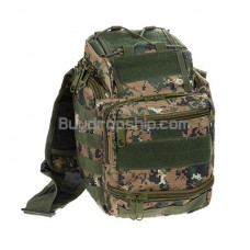 New Camouflage Durable Outdoor Nylon Compression Travel Bag
