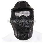 New Modular Similar Full Face Protection Mesh Mask