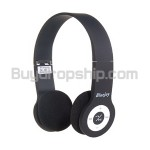 New Foldable Handsfree Wireless Bluetooth Stereo Headset