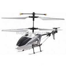 i-helicopter RC Toy for iPhone iPad iPod Control - Silver