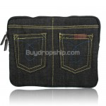 Velvet and Jeans Protects Carrying Bag for ipad 2