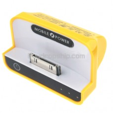1100mAh Mobile Power Lithium Battery for iPhone iPad PSP