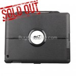 Pro Smart Cover Enhancer Case for iPad 2 - Black Color