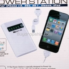 Mobile Power Station for iphone 4 3G 3Gs iTouch iPod