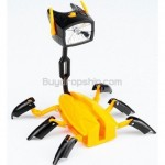 Transformers Led Flashlight Deformation Torch Household Toy