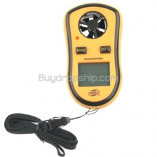 Digital Anemometer Measure Wind Speed and Temperature
