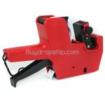 New Universal Retail Price Tag Labeller Gun - Red Color