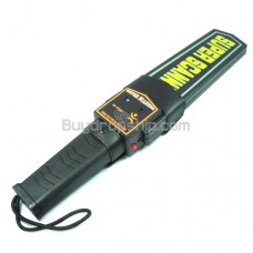 Hand Held Metal Detector - Super Scanner