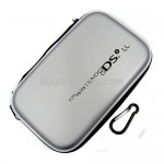 Game Pouch for Nintendo DS Lite  DSi LL NDSi - Silver