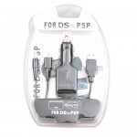 Car Charger Adapter for Nintendo NDS Lite PSP1000 2000 3000