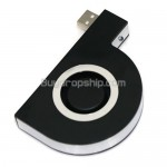 New USB Turbo Cooling Fan for PS3 Slim