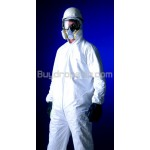 Dupont Tyvek Body Stocking Chemical Protective Clothing Suit