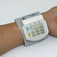 Automatic Digital Blood Pressure Monitor - Wrist