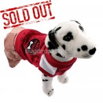 One Piece Style Pullover Clothes for Pet Dog - RED