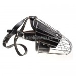 New Special Mouth Cage for Shepherd Dog Sheepdog
