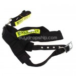 Special Adjustable Canvas Chest Leash Straps for Dog
