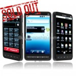 4.3 Inch Quad Band Android 2.2 Smart Phone - GPS WIFI TV