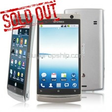 4.0 Inch Android 2.2 Ultra-thin PDA Smart Phone WiFi GPS TV